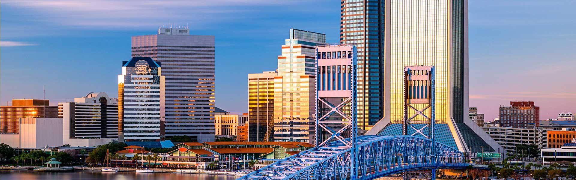 Jacksonville Florida Downtown